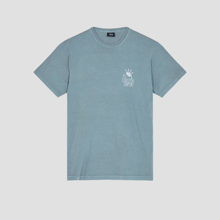 KINGSTON CHAPTER PIGMENT DYED TEE 1904440 Grey