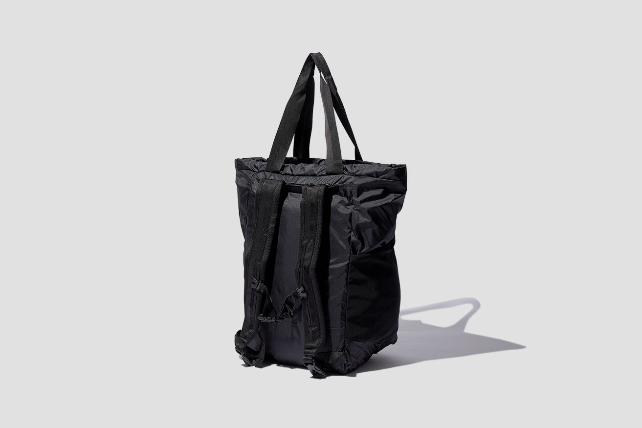ULTRALIGHT BLACK HOLE TOTE PACK 27L 48809 Black