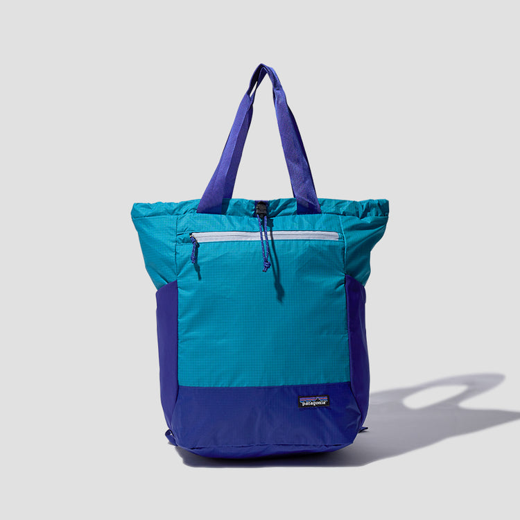 ULTRALIGHT BLACK HOLE TOTE PACK 27L 48809 Turquoise