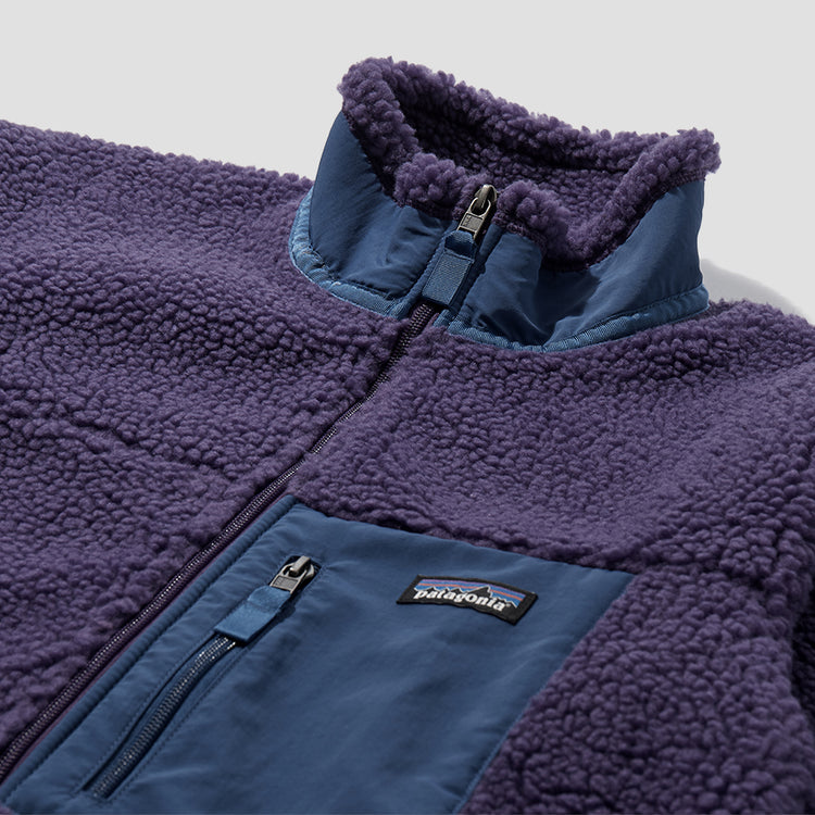 CLASSIC RETRO-X JACKET 23056 Purple