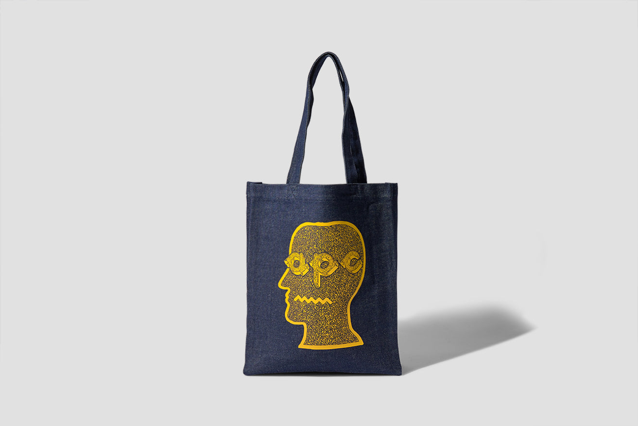 TOTE BRAIN DEAD CODDY-M61398 Yellow