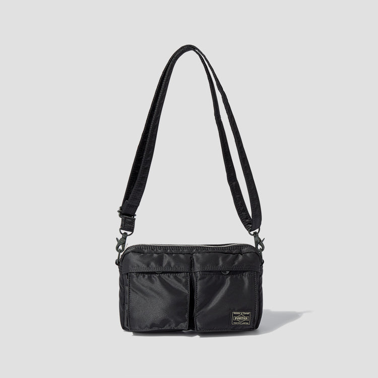 TANKER SHOULDER BAG 622-68809 Black