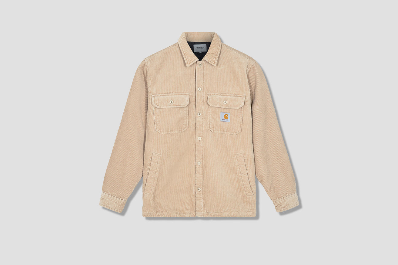 WHITSOME SHIRT JACKET I026814 Beige