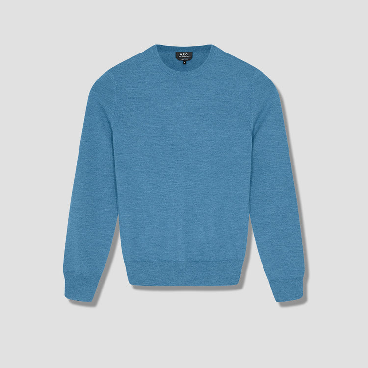 KING JUMPER WVAWM-H23628 Blue