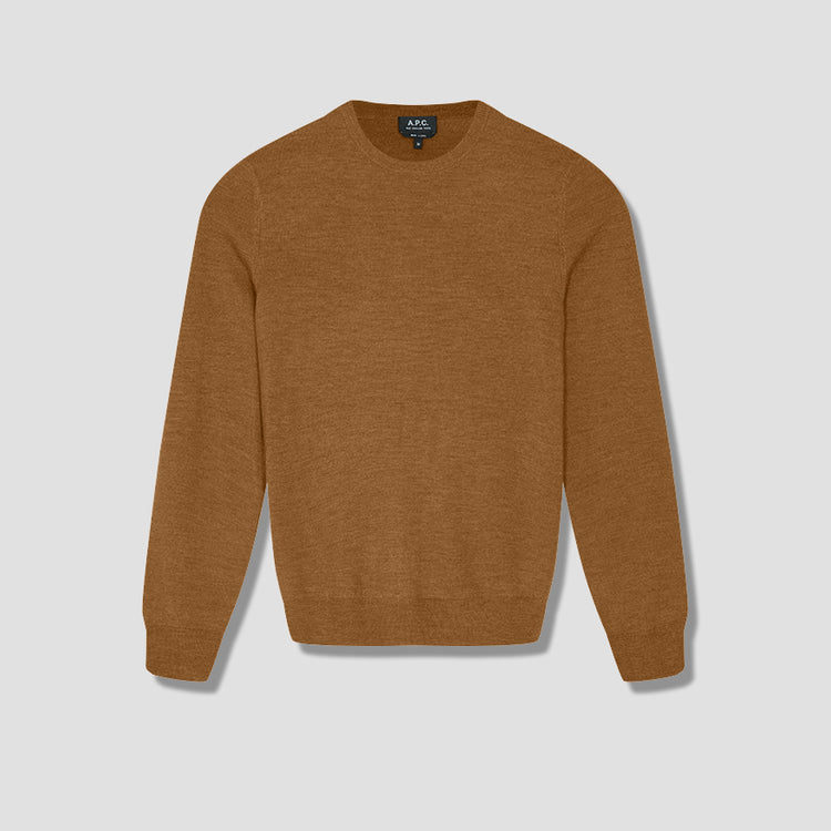 KING JUMPER WVAWM-H23628 Brown