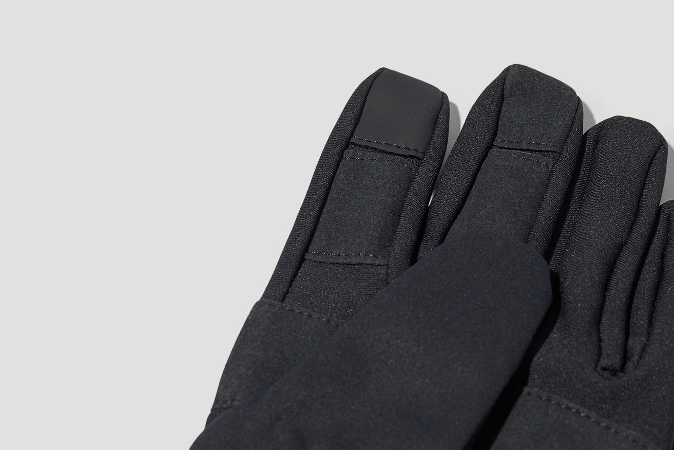 WIND SHIELD GLOVES 33336 Black