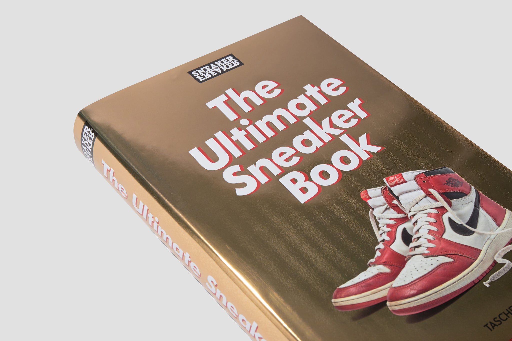 SNEAKER FREAKER THE ULTIMATE SNEAKER BOOK TA1057