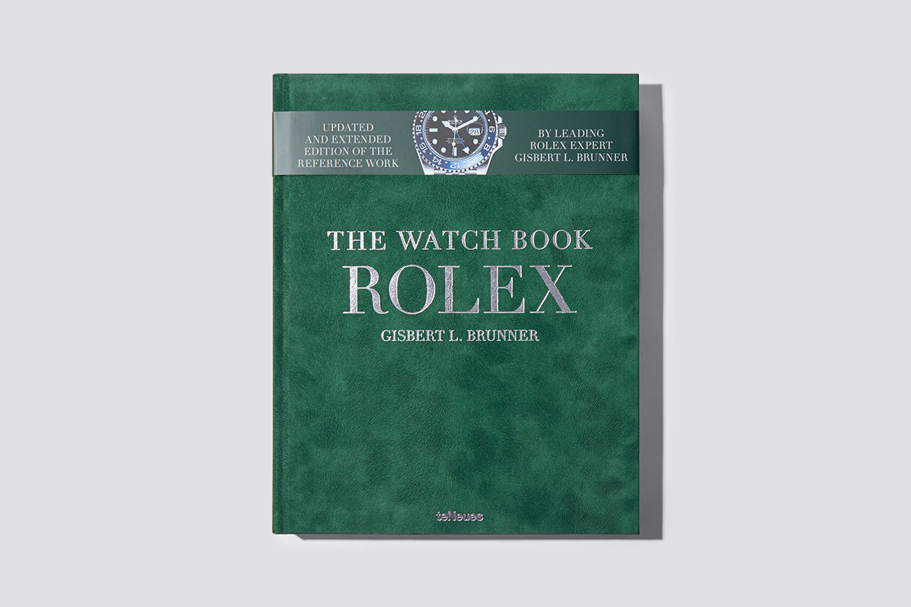 THE WATCH BOOK ROLEX TE1101