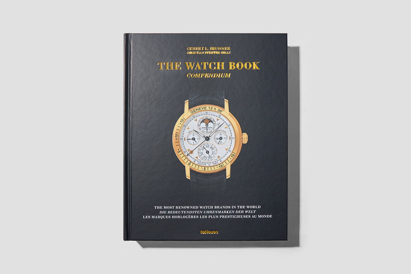 THE WATCH BOOK COMPENDIUM TE1087