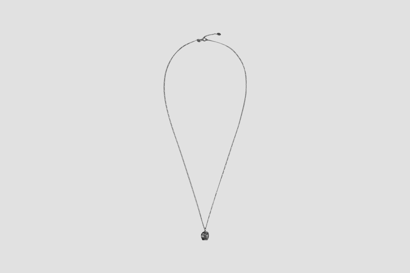RAY NECKLACE 65 CM. 300368AG Silver