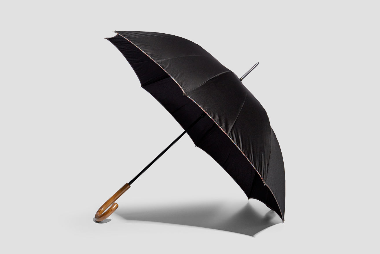UMBRELLA WALKER M TRIM M1A-UMBW-ATRIM Black