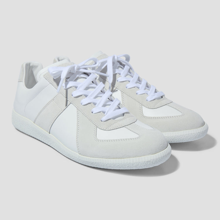 REPLICA LOW TOP S57WS0236 P1897 101 White