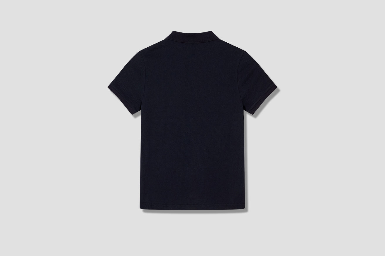 SHORT SLEEVED POLO SHIRT 091-8A707-00-84556 Navy