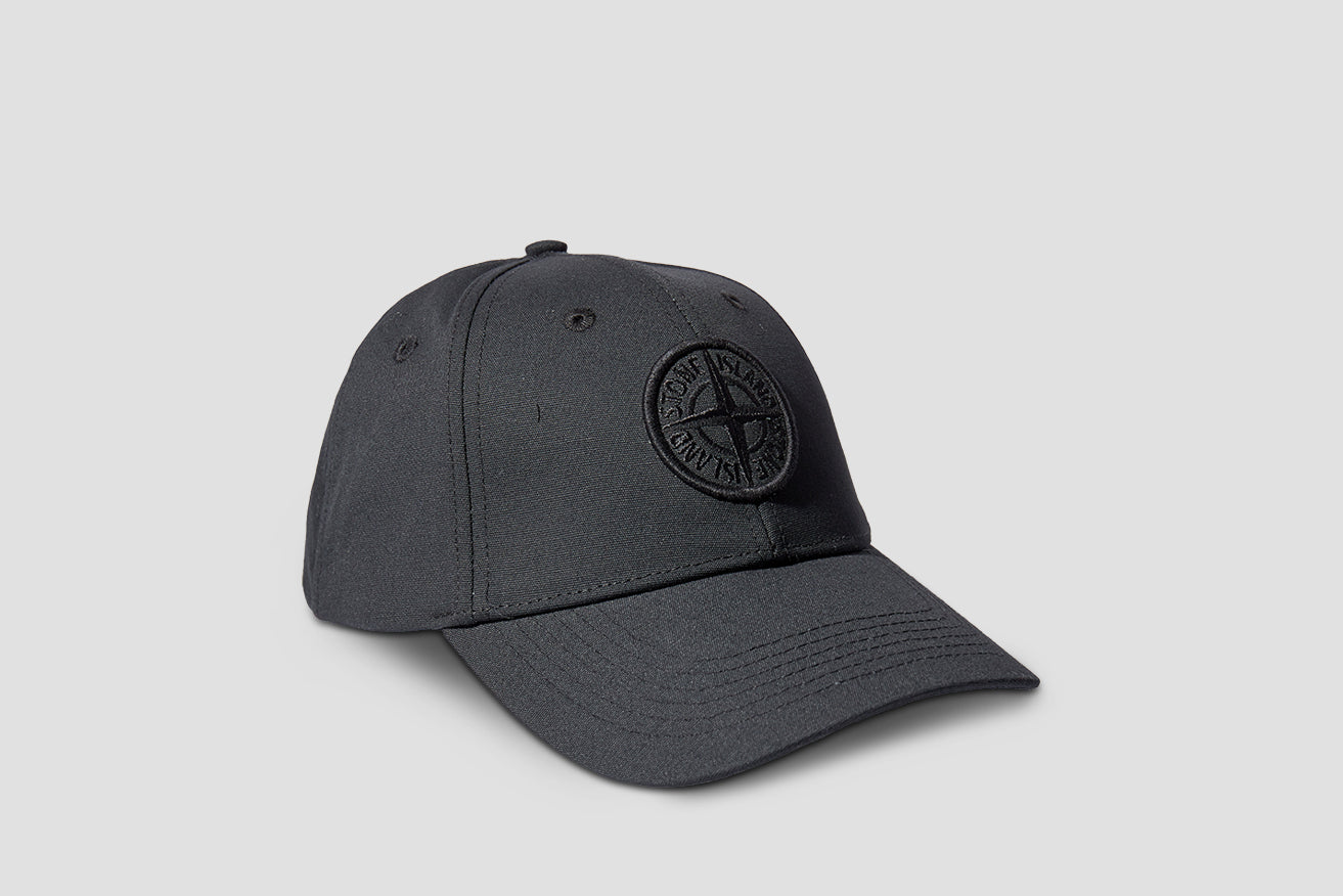 721599168 COTTON REP CAP Black