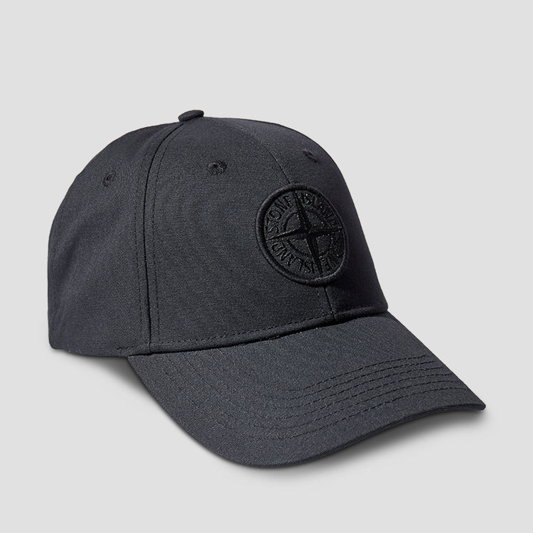 721599668 COTTON REP CAP Black