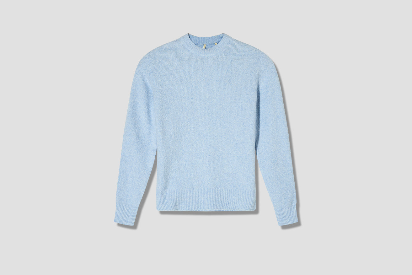 MOON SWEATER 3003 Light blue