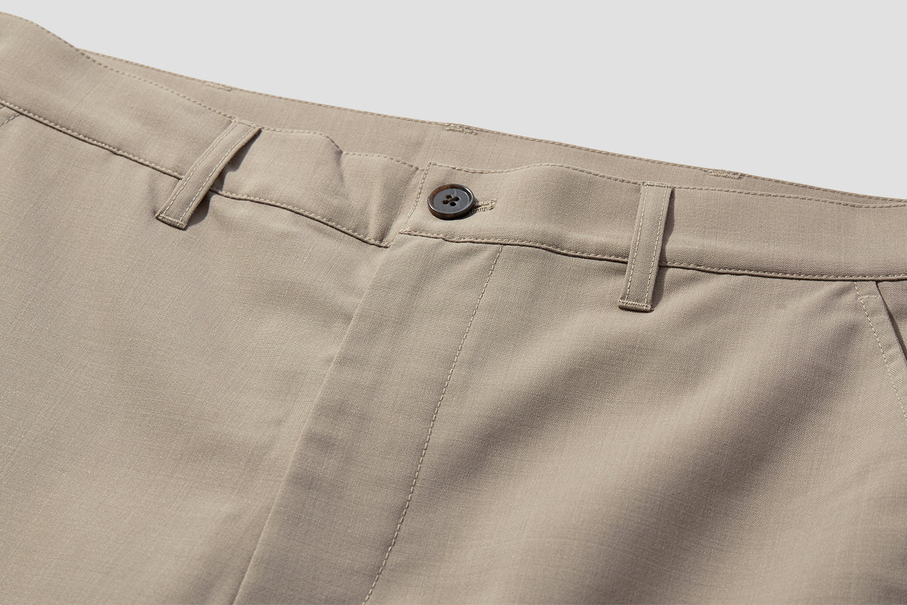 SOFT TROUSERS 4043 Beige
