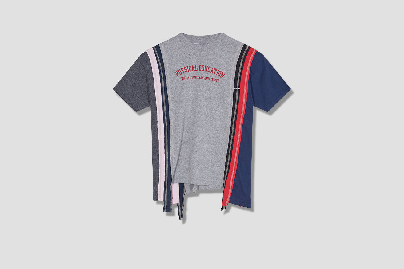 7 CUTS S/S TEE - COLLEGE GL311 Multi
