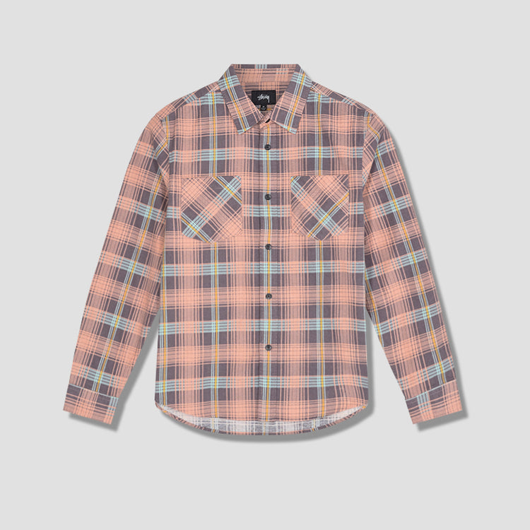 LAWRENCE PLAID SHIRT 1110104 Multi