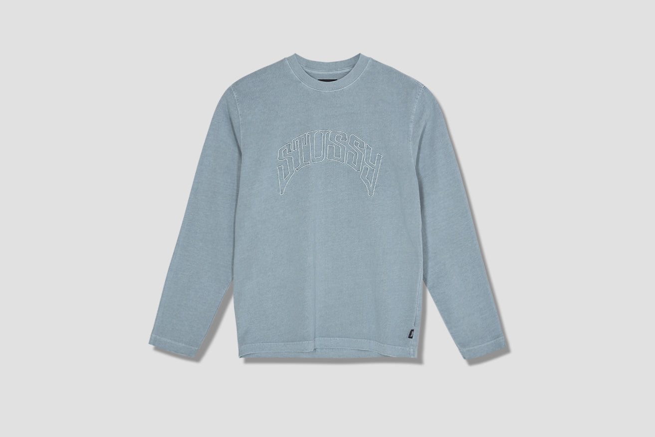 ARCH LS CREW 1140193 Light grey