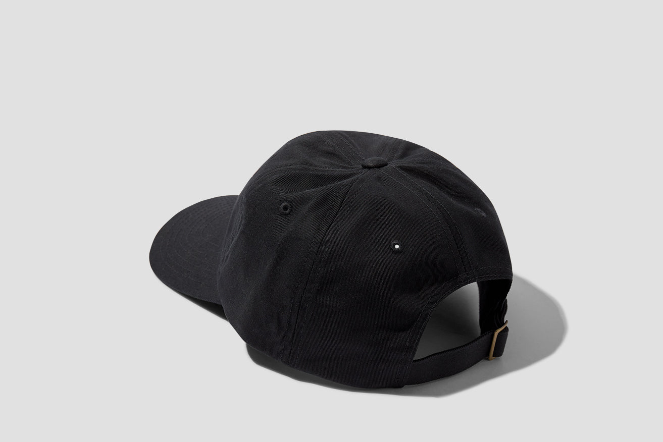 STOCK LOW PRO CAP 131931 Black