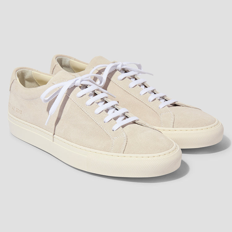 ORIGINAL ACHILLES LOW SUEDE CONTRAST SOLE 2251 3012 Off white