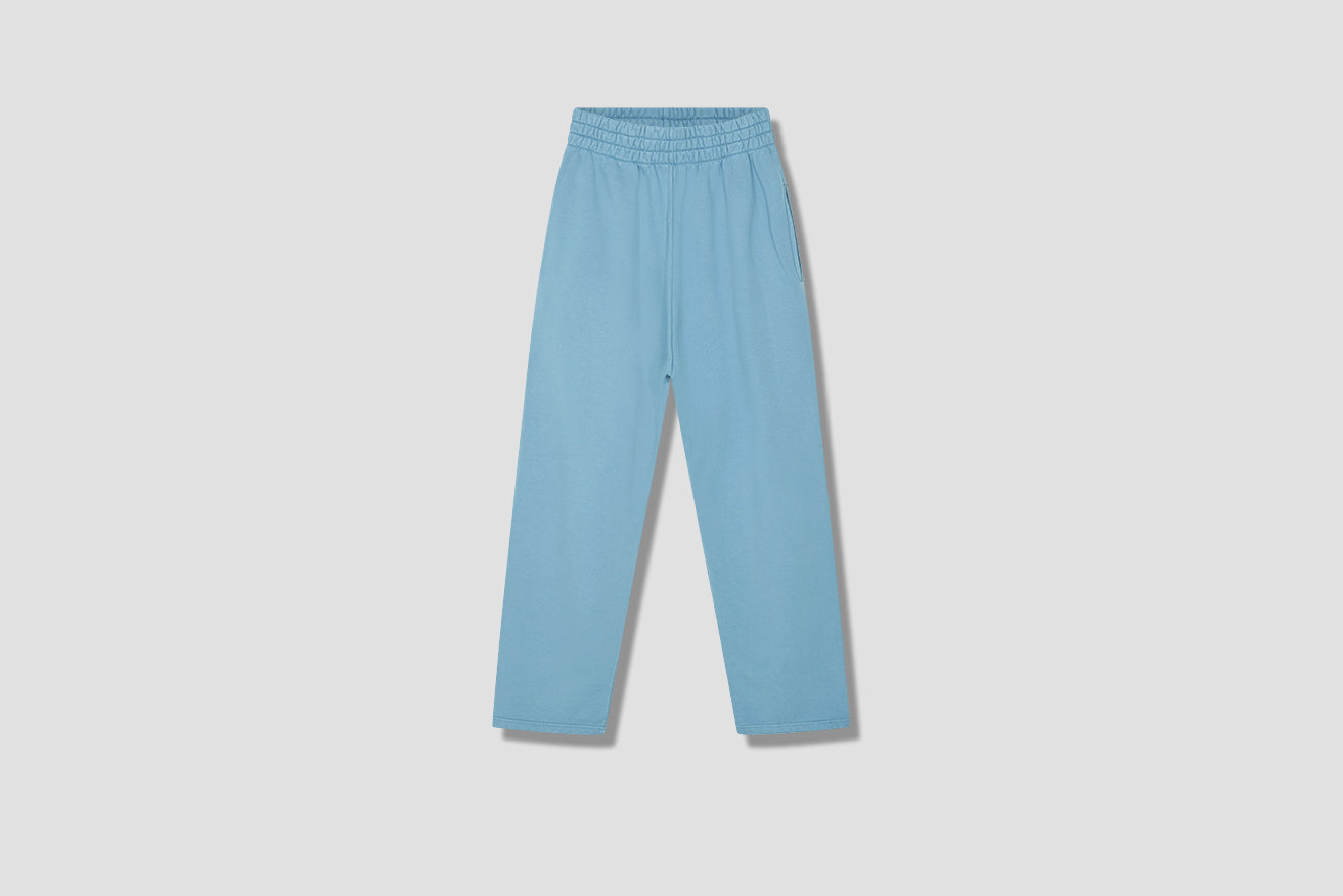 BASIC PANTS 00003 Light blue