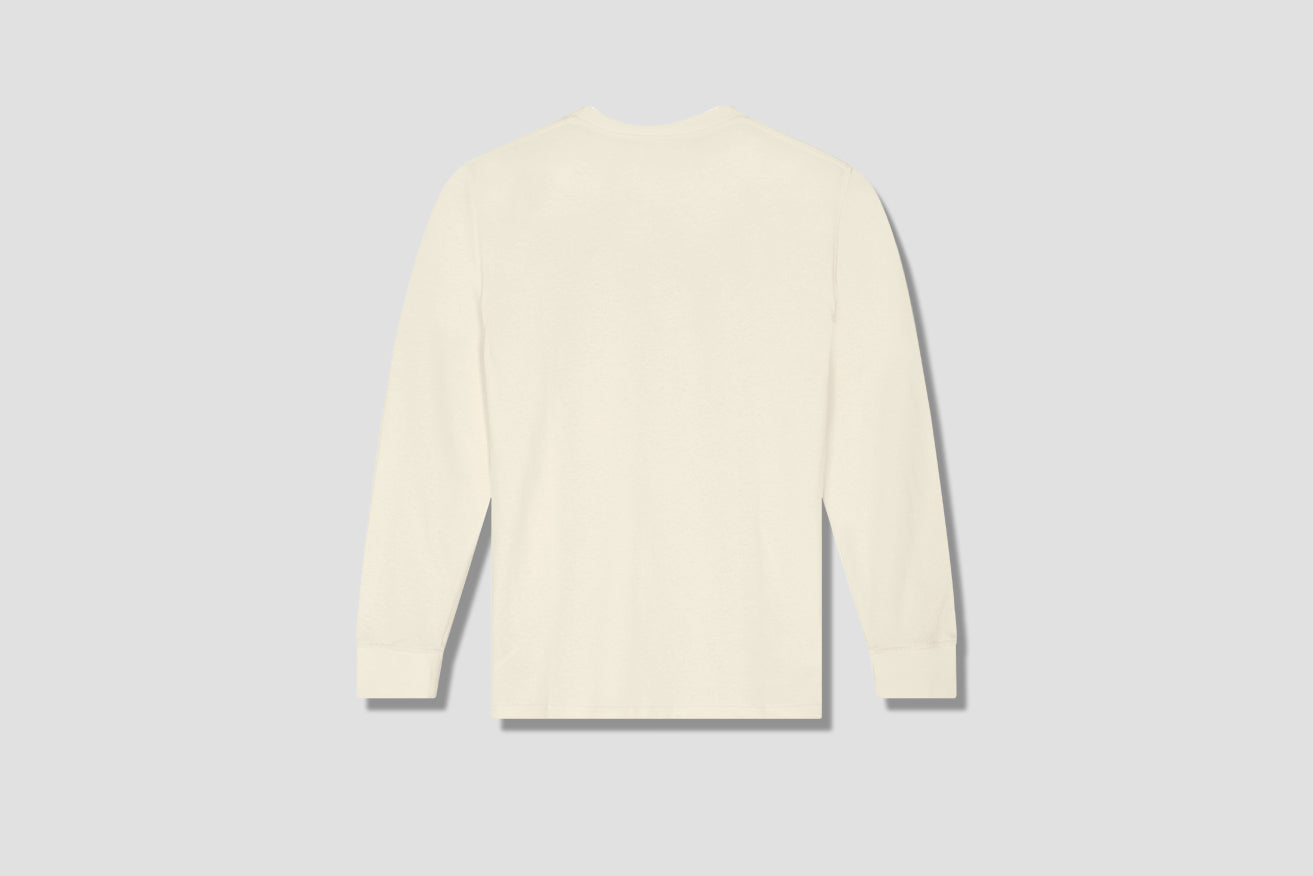 JOHANNES POCKET LS N10-0167 Off white