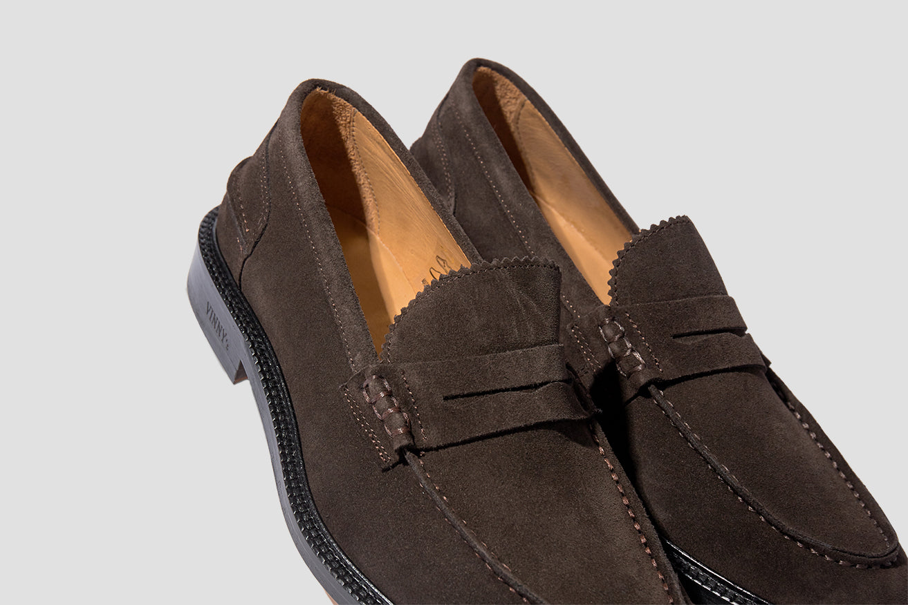 TOWNEE SUEDE Brown