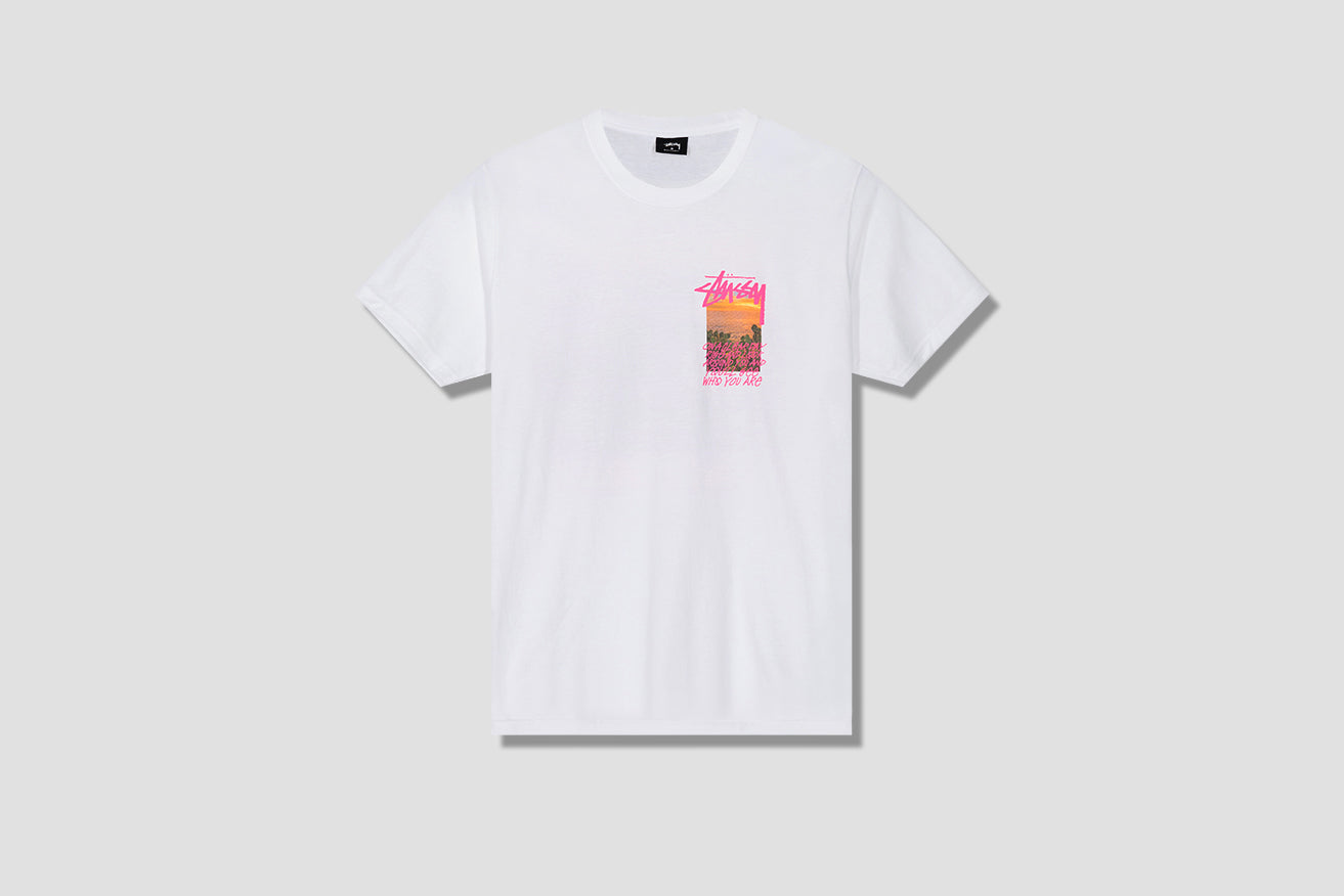 CLEAR DAY TEE 1904502 White
