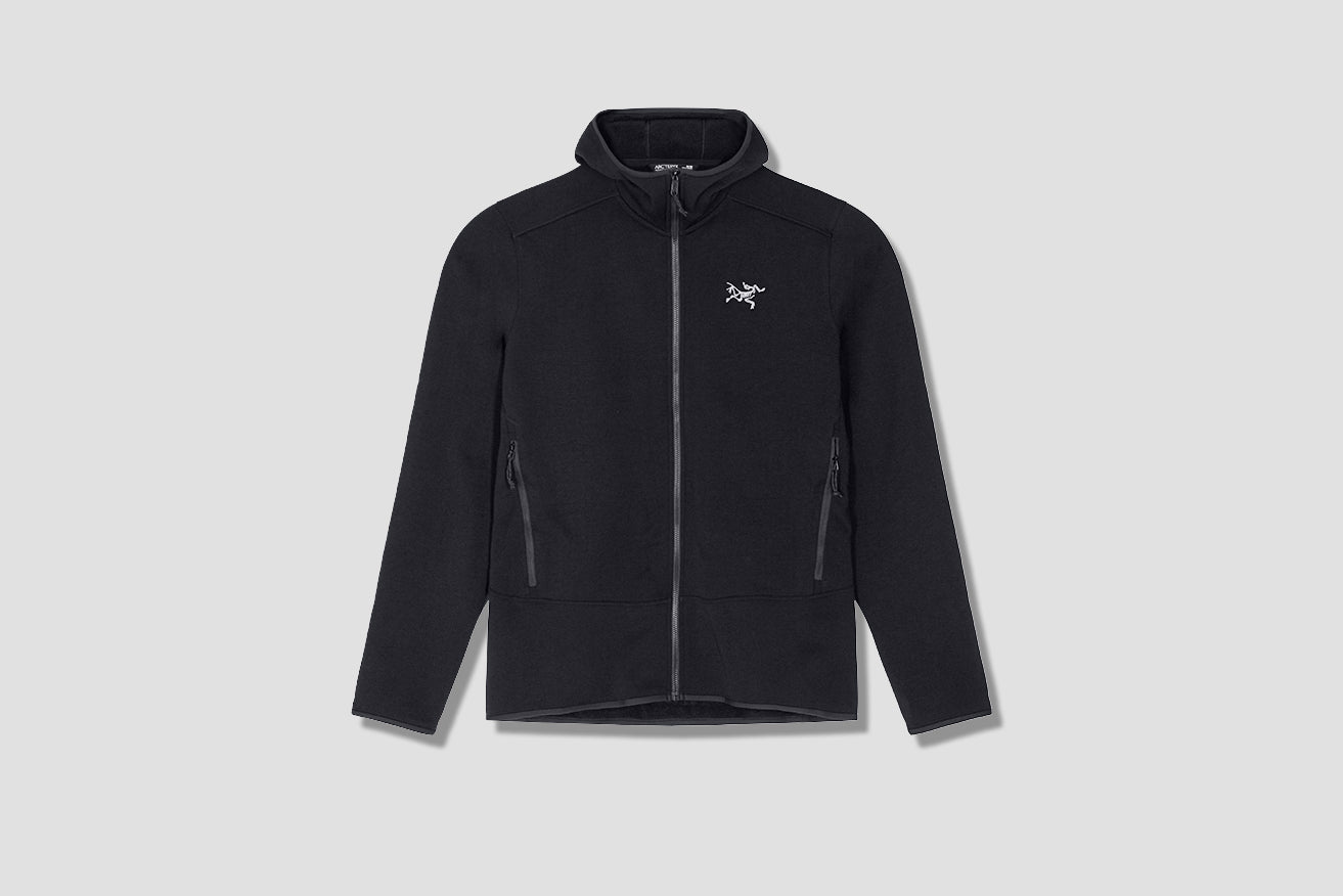 KYANITE HOODY 19770 Black