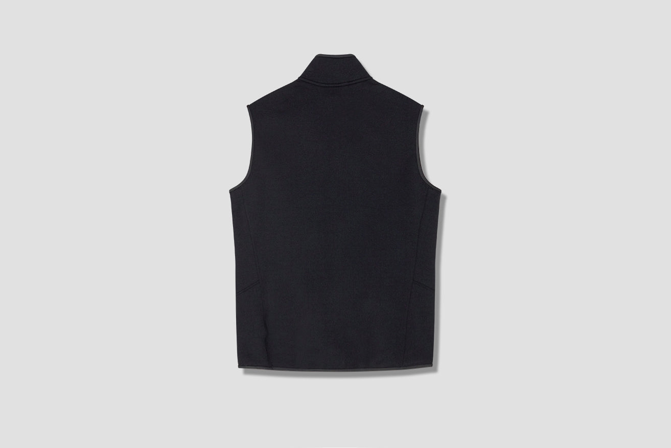 KYANITE VEST 19772 Black