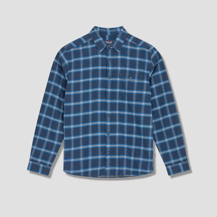 LIGHTWEIGHT FJORD FLANNEL SHIRT 54020 Navy