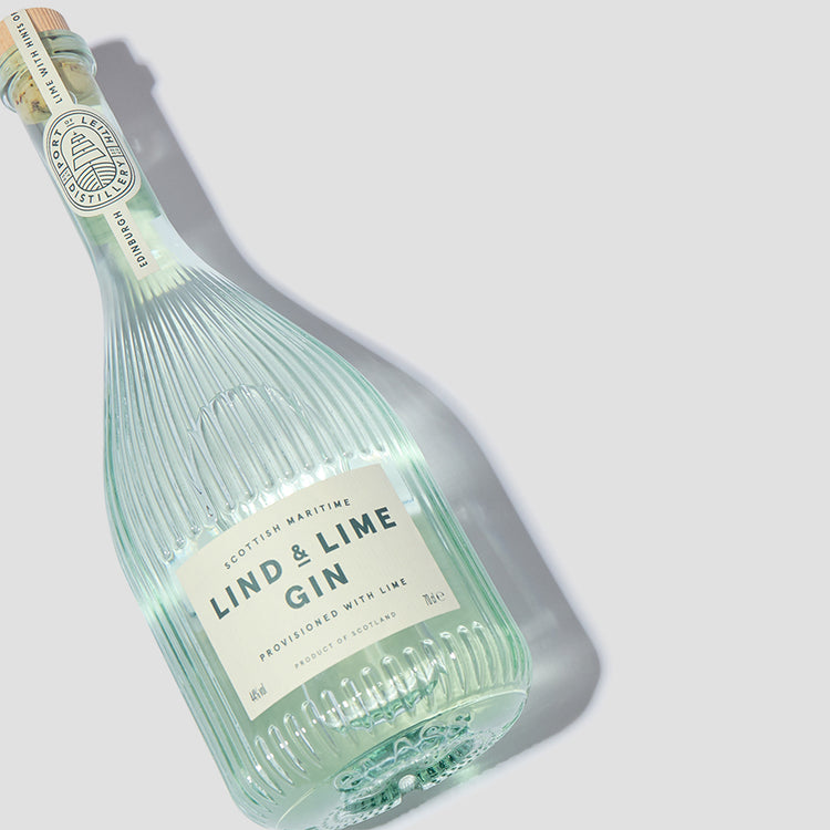 LIND & LIME GIN 44% 700 ML.