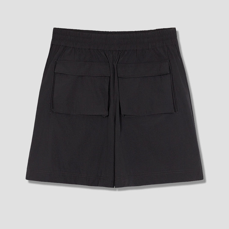 CARGO SHORTS CAR//NYL/BLA-SS20 Black