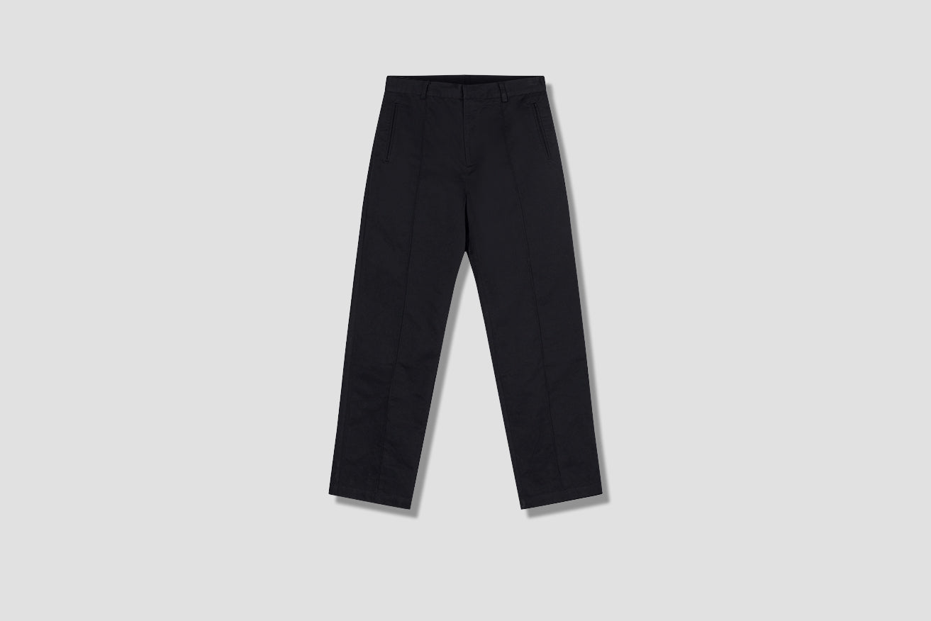 STACKER PANTS STA/COT/BLA-SS20 Black
