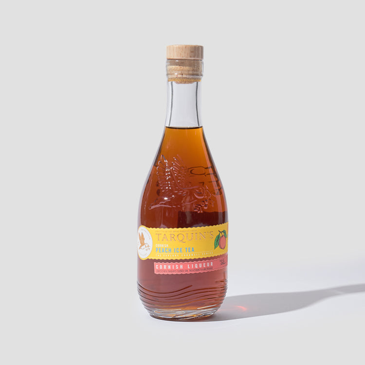 PEACH ICE TEA LIQUEUR 20% 500 ML.
