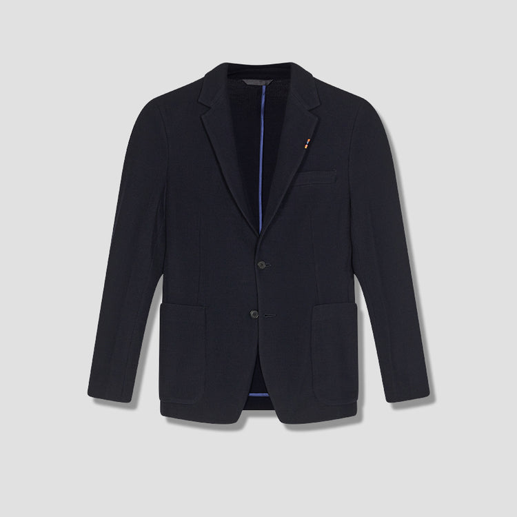 GENTS 2BTN JACKET M1R-1971-E01161 Navy