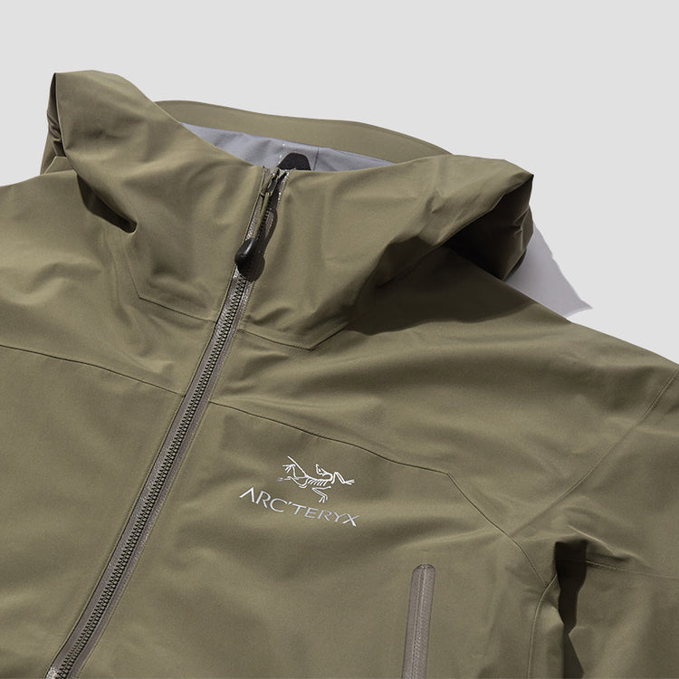ZETA LT JACKET 16287 Green
