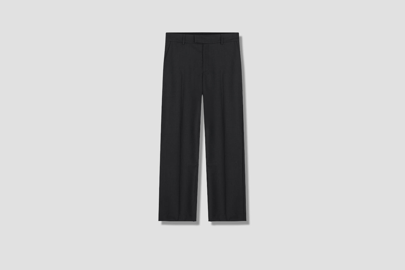 MIKE SUIT TROUSERS Black