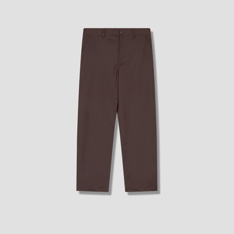 SOFT TROUSERS 4014 Brown