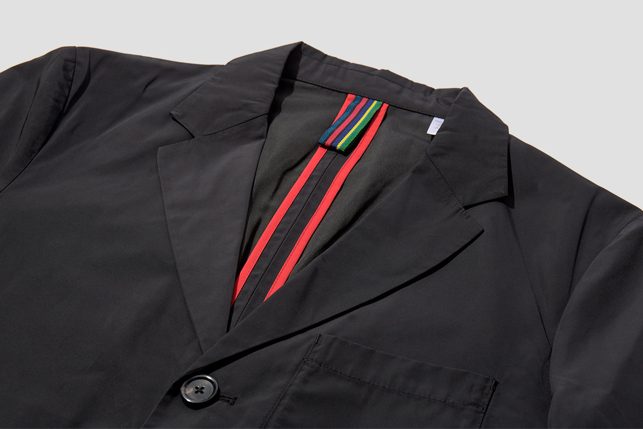 MENS BLAZER M2R-242U-E20955 Black