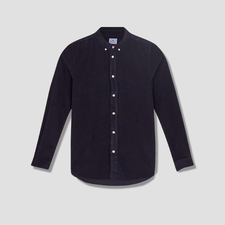 MENS LS TAILORED FIT SHIRT BD M2R-599R-E21043 Navy