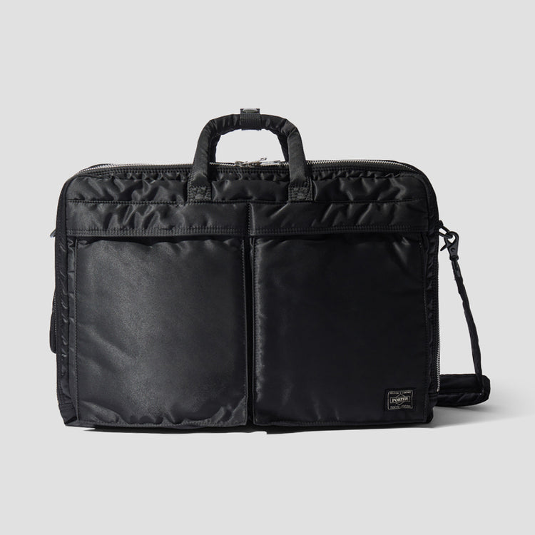 TANKER 3WAY BRIEFCASE 622-67460 Black