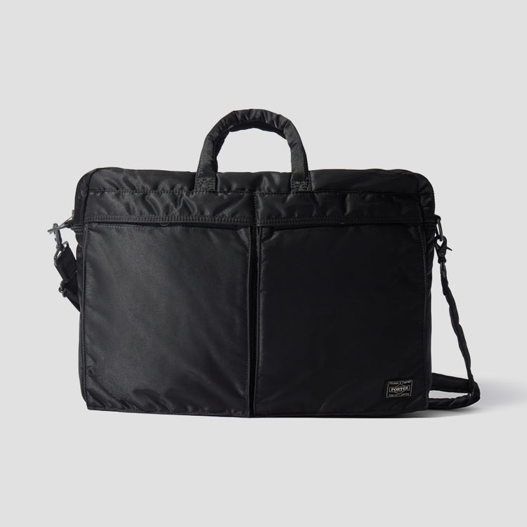 TANKER 2WAY BRIEFCASE 622-69311 Black