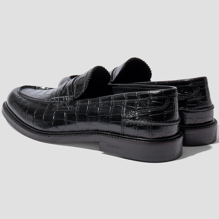 ROMEO POWER TOWNEE CROCO Black