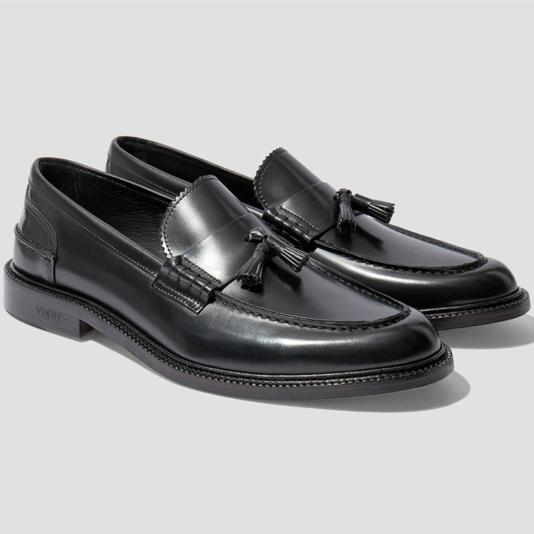 CHICO TASSEL LOAFER Black