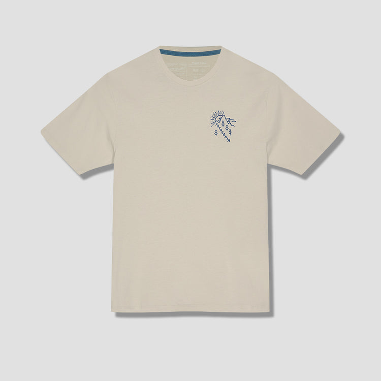 HOW TO HELP ORGANIC T-SHIRT 38530 Beige