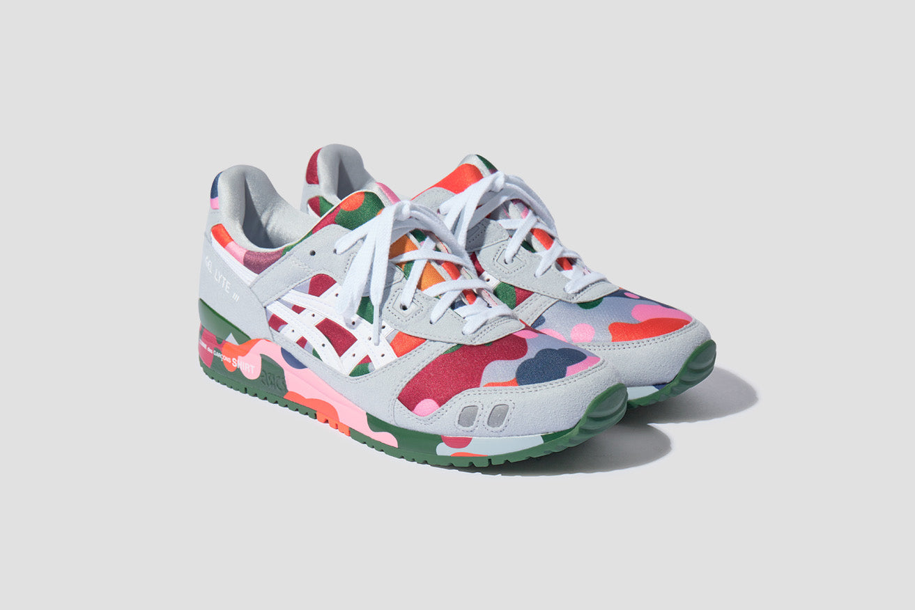 ASICS GEL LYTE III  - MULTI COLOR W28601 Multi