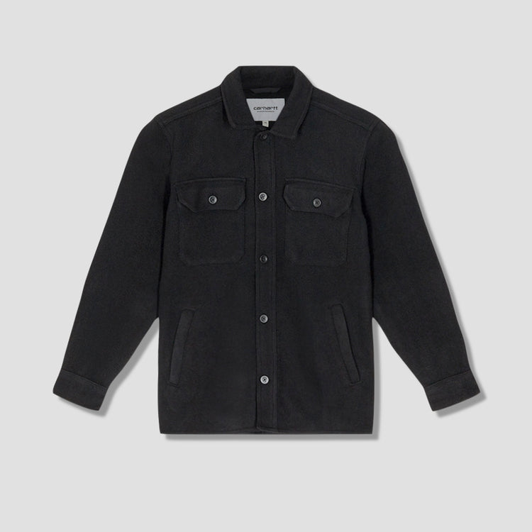 OWEN SHIRT JACKET I028226 Black